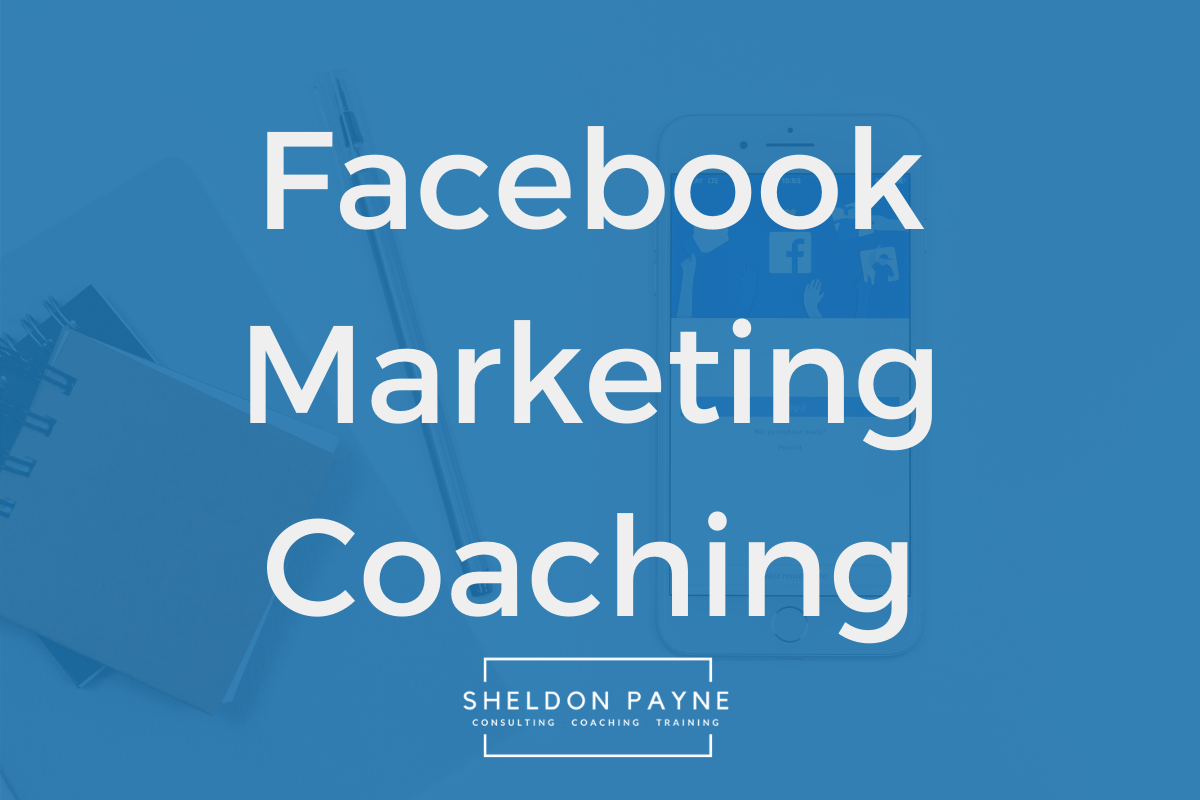 Facebook Marketing Coaching and Training